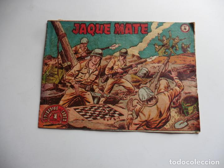 EPISODIOS DE COREA Nº 4 1952 RICART (Tebeos y Comics - Ricart - Otros)