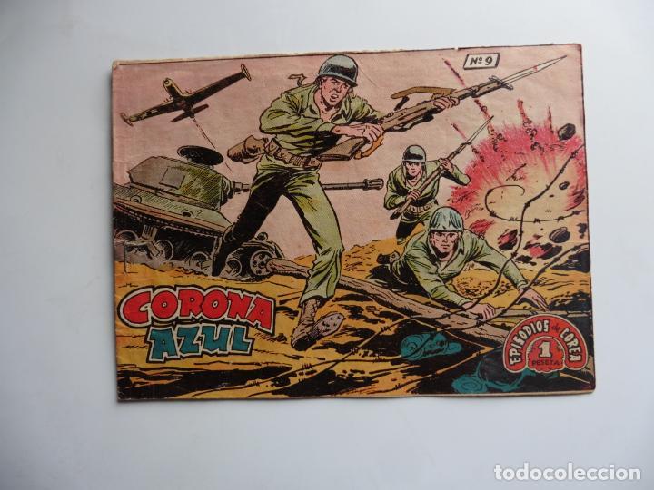 EPISODIOS DE COREA Nº 9 1952 RICART (Tebeos y Comics - Ricart - Otros)