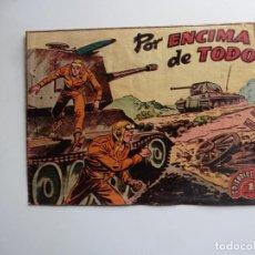 Tebeos: EPISODIOS DE COREA Nº 10 1952 RICART. Lote 260319385