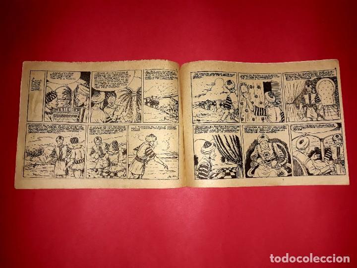 Tebeos: Cuento El Principe de Islas Negras Colección Oriental Nº 7 Ricart 1950 Muy Difícil - Foto 2 - 260503695