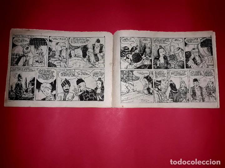 Tebeos: Cuento La Farsa de Muley Colección Oriental Nº 10 Ricart 1950 Muy Difícil - Foto 2 - 260505025