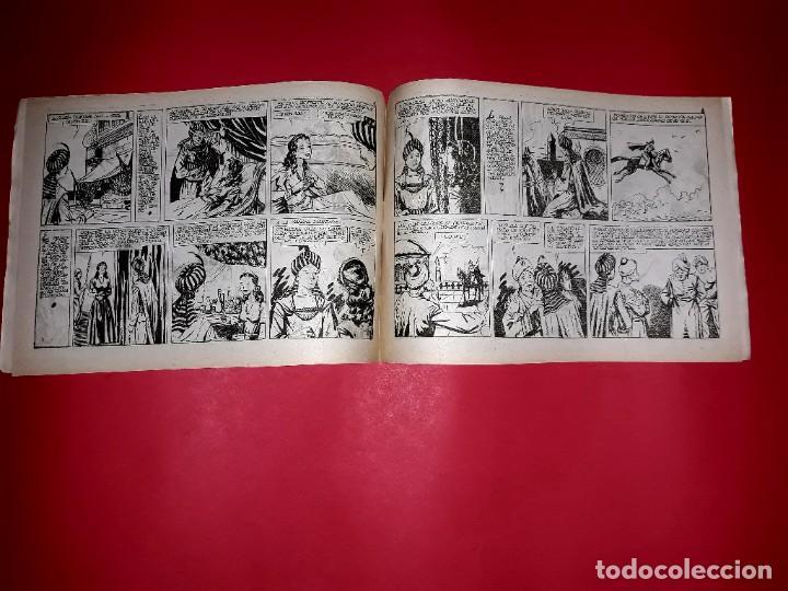 Tebeos: Cuento El Caballo Encantado Colección Cuentos Orientales Nº 17 Ricart 1950 Muy Difícil - Foto 2 - 260507530
