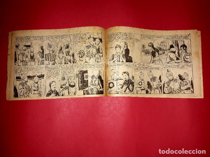 Tebeos: Cuento Sabid el de los Elefantes Colección Cuentos Orientales Nº 22 Ricart 1950 Muy Difícil - Foto 2 - 260508845