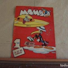 Tebeos: RICART,- MAMBO Nº 1. Lote 260651890
