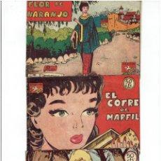 Tebeos: ARCHIVO * LOTE 3 CUENTOS DE LA COLECCIÓN AVE * RICART 1955 * Nº 29, 47, 72 * ORIGINALES *. Lote 263074855