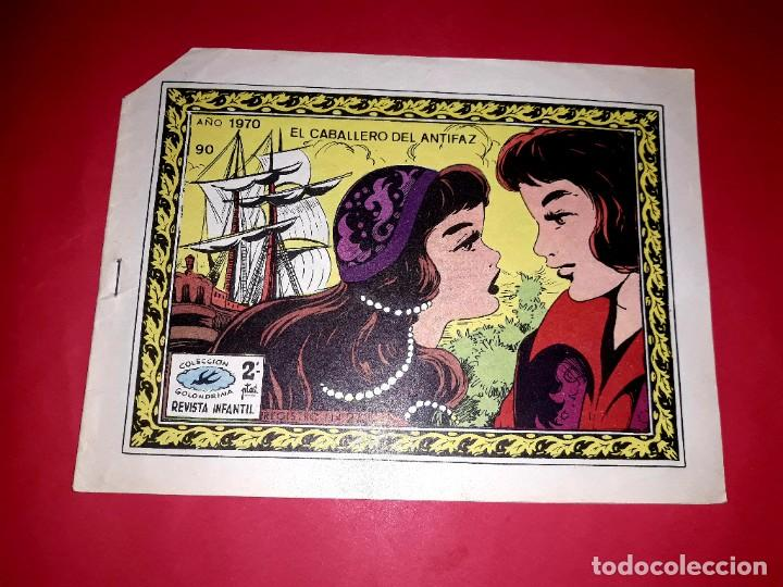 COLECCION GOLONDRINA Nº 90 RICART (Tebeos y Comics - Ricart - Golondrina)