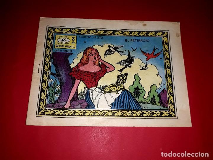 COLECCION GOLONDRINA Nº 4 RICART (Tebeos y Comics - Ricart - Golondrina)