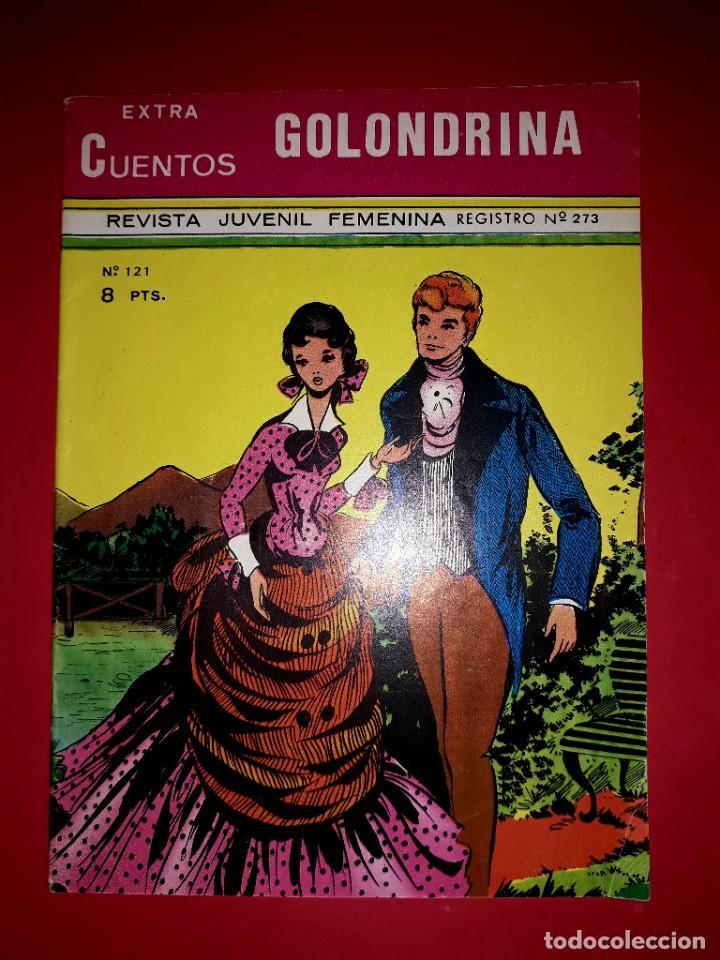 COLECCION GOLONDRINA EXTRA Nº 121 RICART (Tebeos y Comics - Ricart - Golondrina)