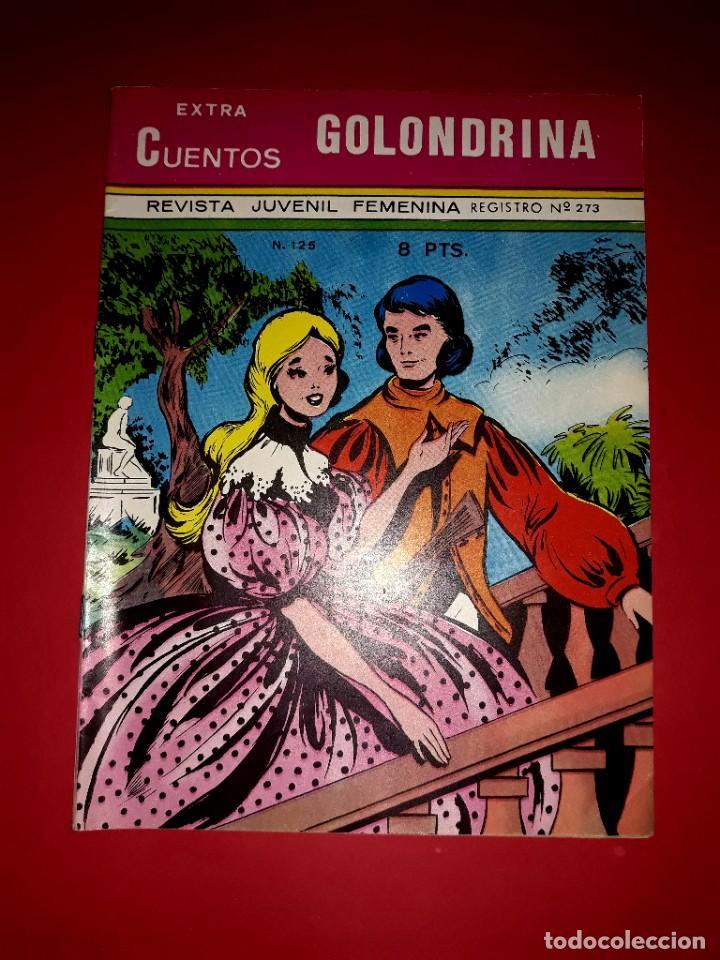 COLECCION GOLONDRINA EXTRA Nº 125 RICART (Tebeos y Comics - Ricart - Golondrina)