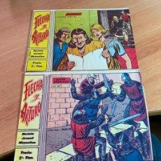 Tebeos: FLECHA Y ARTURO LOTE Nº 18 Y 20 (ORIGINAL RICART 2 PTAS) (COIB147). Lote 265493064