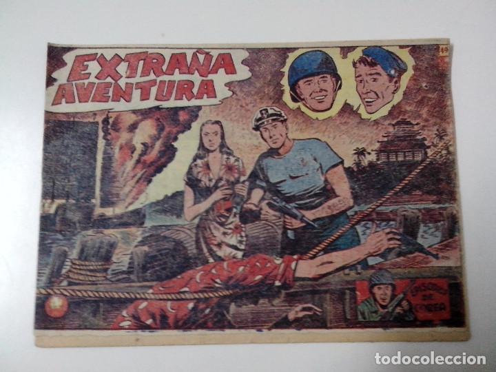 TEBEO EPIDODIOS DE COREA Nº 49 EXTRAÑA AVENTURA (Tebeos y Comics - Ricart - Otros)