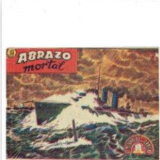Tebeos: ARCHIVO * EPISODIOS DE COREA * Nº 35, GRÁFICAS RICART 1955 * ORIGINAL *. Lote 267528174