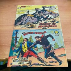 Tebeos: WINCHESTER JIM LOTE Nº 35 Y 36 ULTIMO (ORIGINAL RICART) (COIB61). Lote 267793759