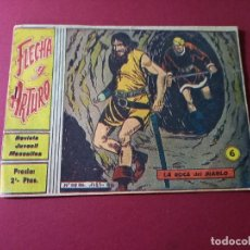 BDs: FLECHA Y ARTURO Nº 6 ORIGINAL. Lote 267897589