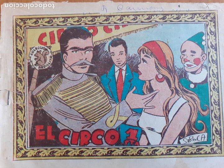 COLECCIÓN ARDILLITA Nº 307. EL CIRCO. RICART. NORMAL ESTADO (Tebeos y Comics - Ricart - Otros)
