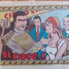 Tebeos: COLECCIÓN ARDILLITA Nº 307. EL CIRCO. RICART. NORMAL ESTADO. Lote 268881364