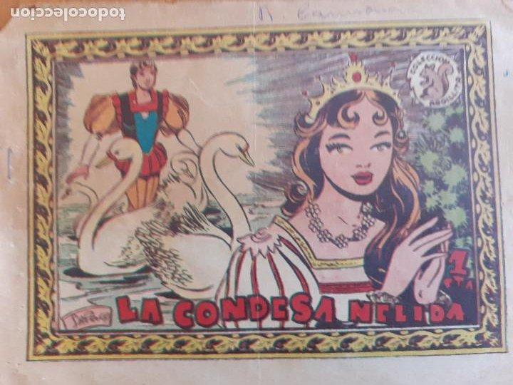 COLECCIÓN ARDILLITA Nº 281. LA CONDESA NELIDA. RICART. NORMAL ESTADO (Tebeos y Comics - Ricart - Otros)