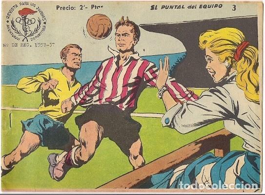 RICART. 3. AVENTURAS DEPORTIVAS 1965 REEDICION. (Tebeos y Comics - Ricart - Aventuras Deportivas)