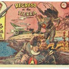 Tebeos: RICART. PLATILLOS VOLANTES. 18. PERRY CURTIS.. Lote 271319153