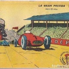 Tebeos: RICART. 2. AVENTURAS DEPORTIVAS 1965 REEDICION.. Lote 271321908