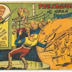 Tebeos: RICART. PLATILLOS VOLANTES. 4. PERRY CURTIS.. Lote 271337568