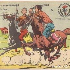Tebeos: RICART. 5. AVENTURAS DEPORTIVAS 1965 REEDICION.. Lote 271339053
