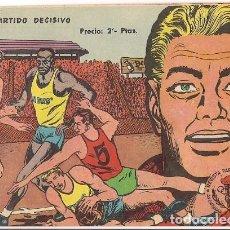 Tebeos: RICART. 10. AVENTURAS DEPORTIVAS 1965 REEDICION.. Lote 271339063