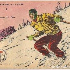 Tebeos: RICART. 4. AVENTURAS DEPORTIVAS 1965 REEDICION.. Lote 271348443