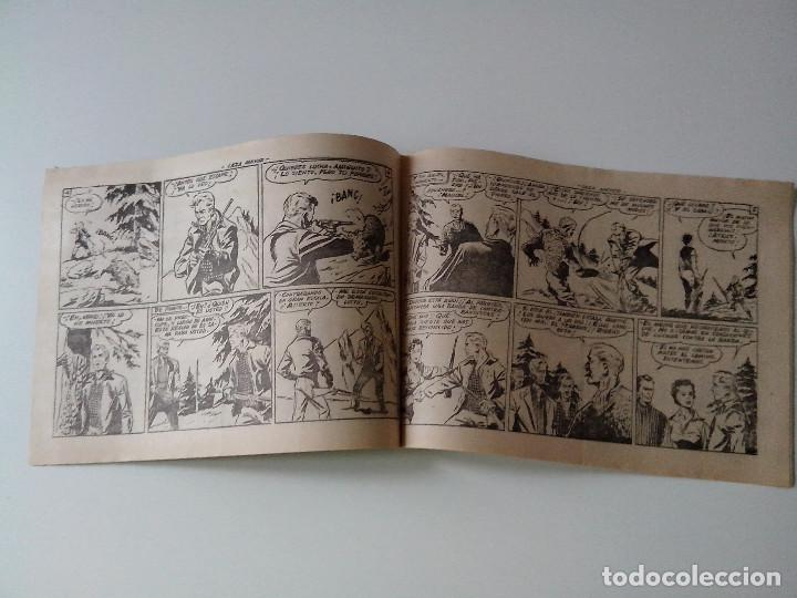 Tebeos: TEBEO COMIC ORIGINAL AVENTURAS DEPORTIVAS CAZA MAYOR Nº 9 - Foto 2 - 273014953