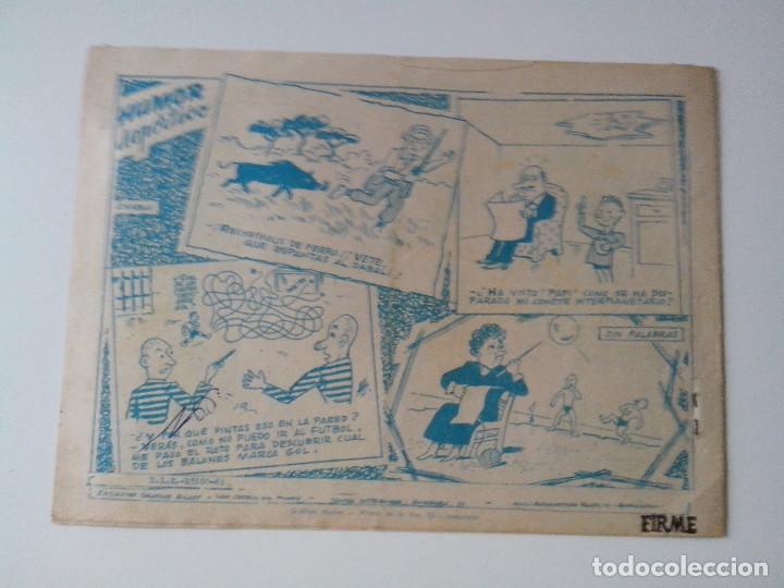 Tebeos: TEBEO COMIC ORIGINAL AVENTURAS DEPORTIVAS CAZA MAYOR Nº 9 - Foto 3 - 273014953