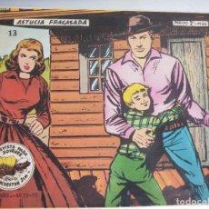 Tebeos: WINCHESTER JIM . Nº 13. ORIGINAL. REG. 1955. DE 2 PTAS.. Lote 273344978