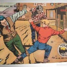 Tebeos: WINCHESTER JIM . Nº 11. ORIGINAL. REG. 1955. DE 2 PTAS.. Lote 273345688