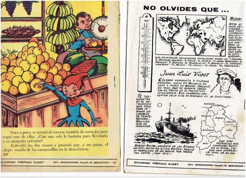Tebeos: Archivo * Coleccion Golondrina * nº 238, 277- 2ª epoca * Exclusivas Ricart 1968 * ORIGINAL * - Foto 2 - 274209728