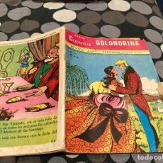 Tebeos: EXTRA CUENTOS GOLONDRNA Nº119 EDITORIAL RICART 1970. Lote 275028218