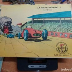 Tebeos: AVENTURAS DEPORTIVAS - LA GRAN PRUEVA - Nº 2. Lote 278963083