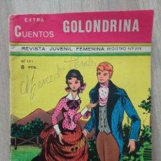 Tebeos: EXTRA CUENTOS GOLONDRINA Nº 121. Lote 280484438