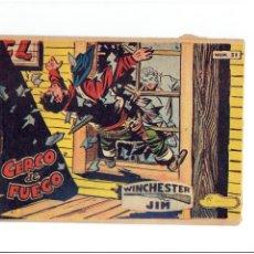 Tebeos: ARCHIVO * WINCHESTER JIM * RICART 1964 * ORIGINAL Nº 31 * COLECCION RIFLE *. Lote 286895708