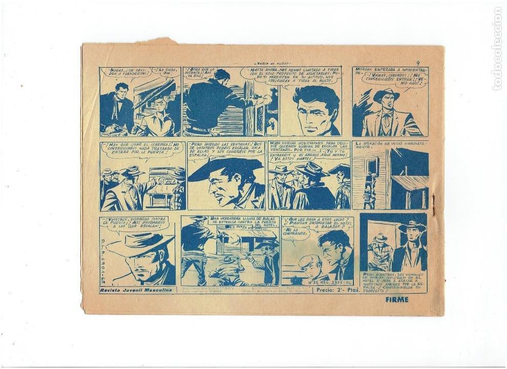 Tebeos: Archivo * WINCHESTER JIM * RICART 1964 * ORIGINAL Nº 31 * COLECCION RIFLE * - Foto 2 - 286895708