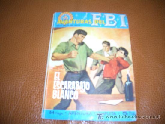 AVENTURAS DEL F.B.I. (Tebeos y Comics - Rollán - FBI)