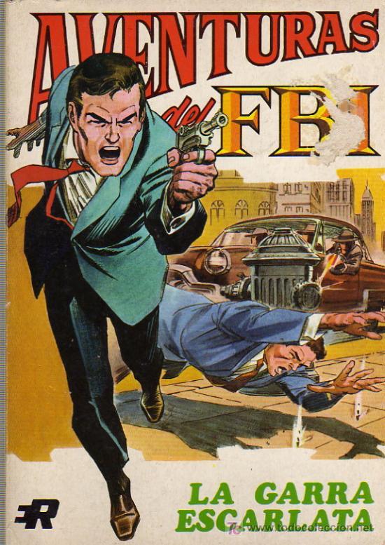 AVENTURAS DEL F.B.I. Nº2 (Tebeos y Comics - Rollán - FBI)
