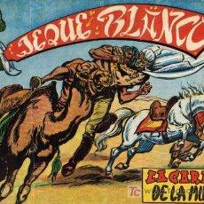 Tebeos: JEQUE BLANCO (ORIGINAL) Nº 6. Lote 4517269