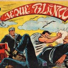 Tebeos: JEQUE BLANCO (ORIGINAL) Nº 54. Lote 4517413