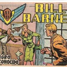 Tebeos: BILL BARNES Nº 1 EXCELENTE ESTADO, COMO NUEVO , UN LUJO. Lote 24788015