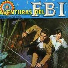 Tebeos: AVENTURAS DEL F.B.I. NOVELA GRAFICA EDITORIAL ROLLAN, Nº 14. Lote 4970194