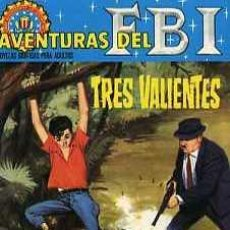 Tebeos: AVENTURAS DEL F.B.I. NOVELA GRAFICA EDITORIAL ROLLAN, Nº 16. Lote 4970199