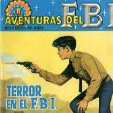 Tebeos: AVENTURAS DEL F.B.I. NOVELA GRAFICA EDITORIAL ROLLAN, Nº 17. Lote 4970200