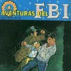 Tebeos: AVENTURAS DEL F.B.I. NOVELA GRAFICA EDITORIAL ROLLAN, Nº 18. Lote 4970202
