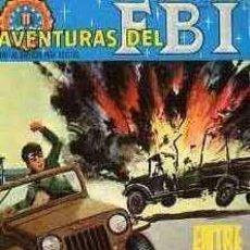Tebeos: AVENTURAS DEL F.B.I. NOVELA GRAFICA EDITORIAL ROLLAN, Nº 47. Lote 4970295