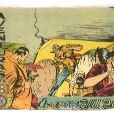 Tebeos: AVENTURAS DEL FBI Nº 14 EL RAPTO DE BILL BOY EDICIONES ROLLÁN 1958. Lote 5097660