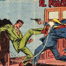 Tebeos: AVENTURAS DEL F.B.I. Nº 8 (CUADERNILLO ORIGINAL DE LOS AÑOS 50). Lote 6525776